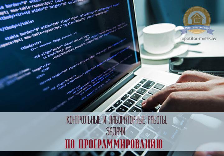 программирование минск