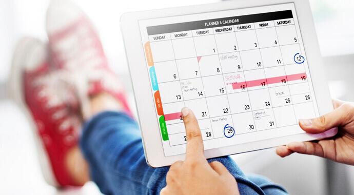 Как учиться эффективно - составьте расписание для учебы