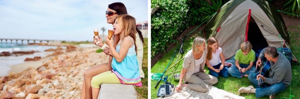 Как провести лето с пользой для ребенка