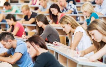 студент первокурсник